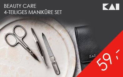 Beauty Care 4-teiliges Maniküre Set